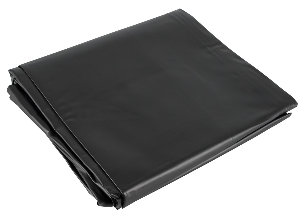 Vinyl Black Bed Sheet  Rubber Knickers-3270